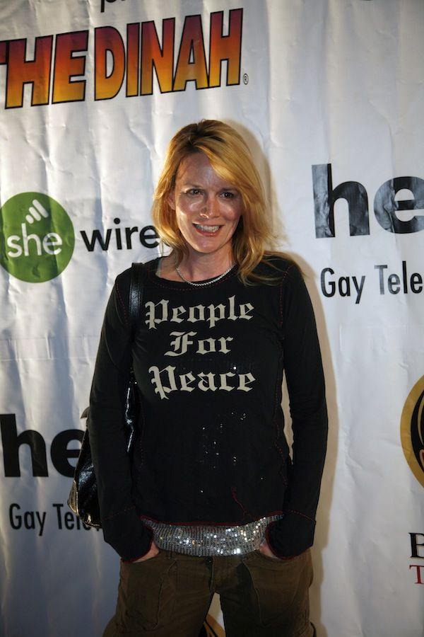 Laurel Holloman Google Search The L Word Fashion Tv Jennifer Beals