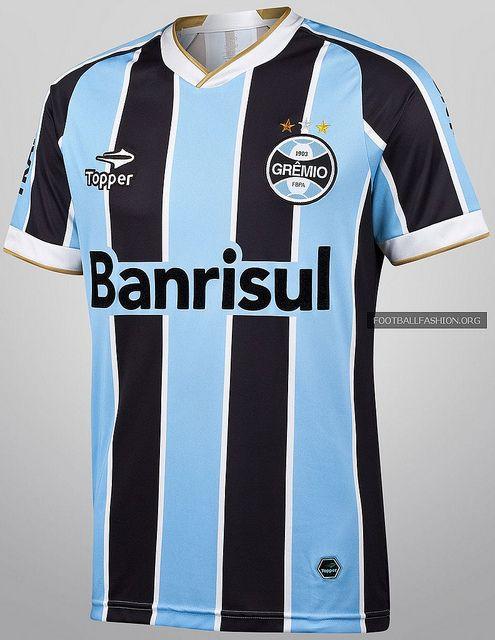 d2f48aa313a Grêmio 2013 Copa Libertadores Topper Home Jersey   Soccer Jerseys ...