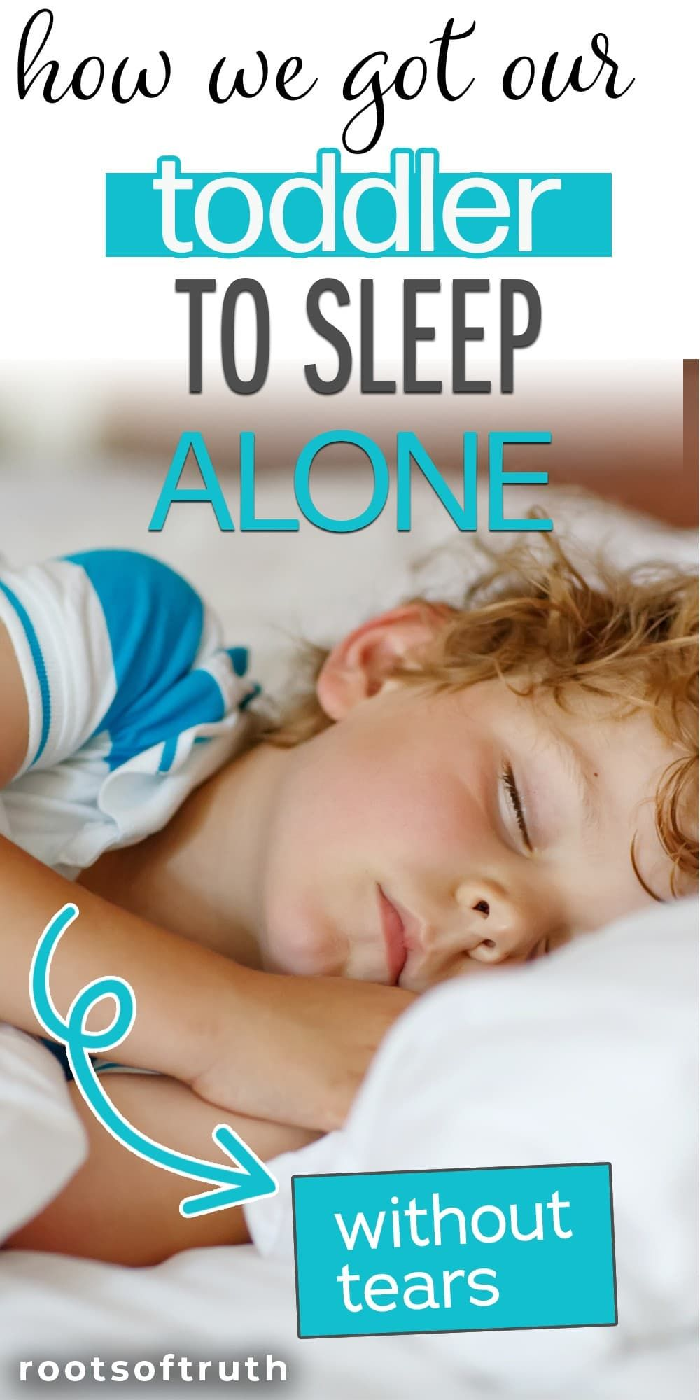 How To Get My 4 Month Old To Sleep Alone