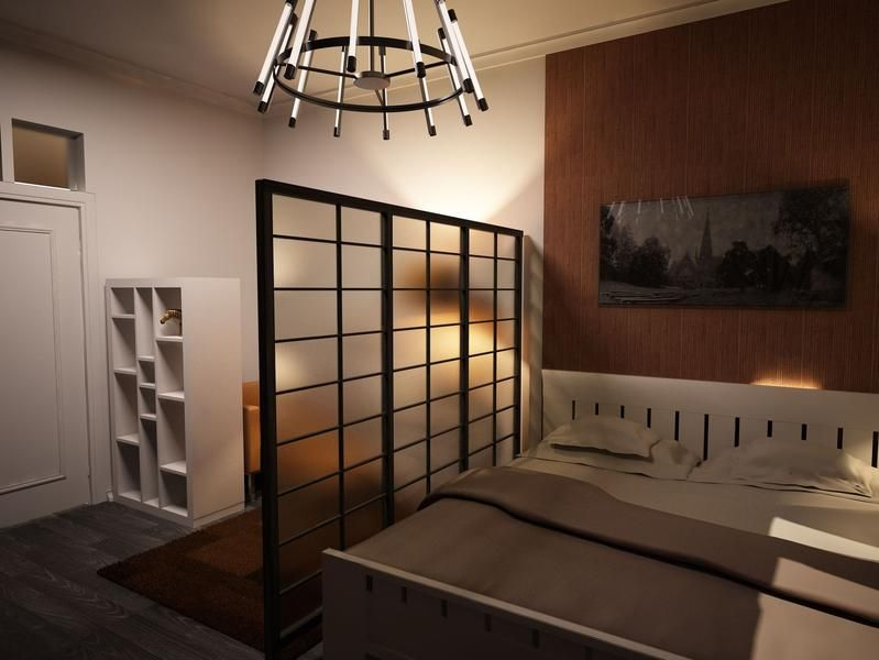 Japanese Apartment Design japanese style studio apartment interiors. note the use of