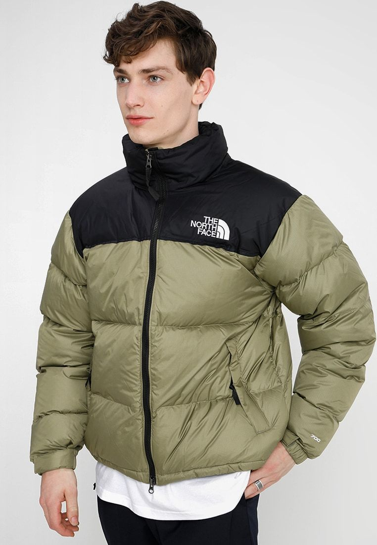 08f829408752 The North Face 1996 RETRO NUPTSE JACKET - Doudoune - tumbleweed green -  ZALANDO.FR