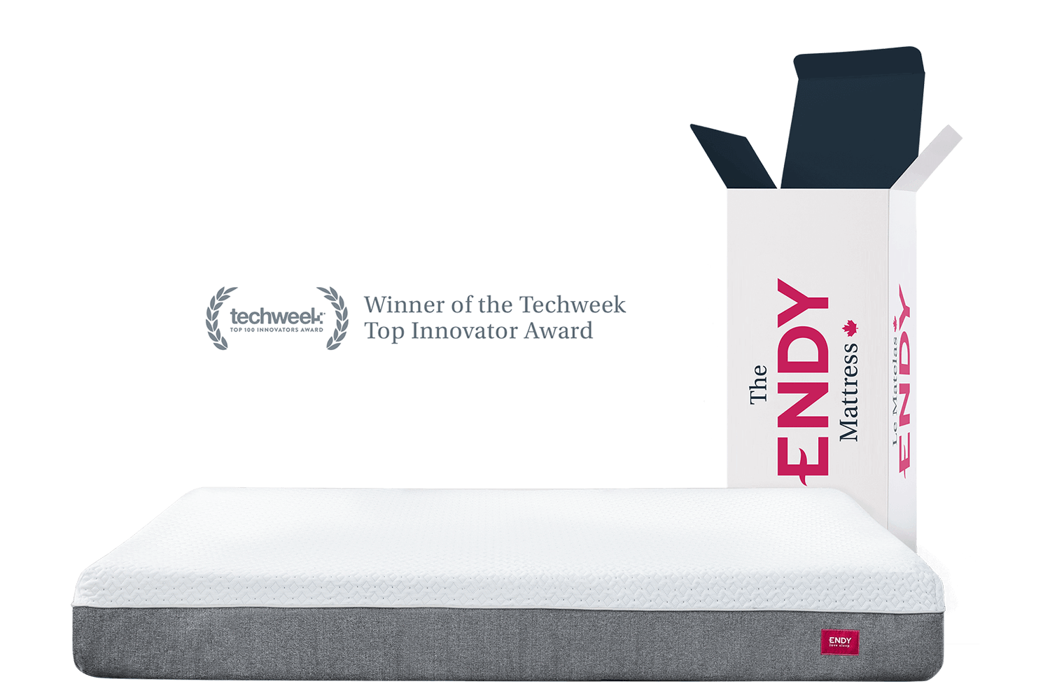 Endy Mattresses 100 Canadian Made And Sourced With A 100 Night Trial Free Shipping Free Returns How Can You Go W Mattress Endy Online Mattress