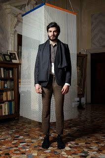 UntitleDV.com: 10A suspender trousers _ fall/winter 2013