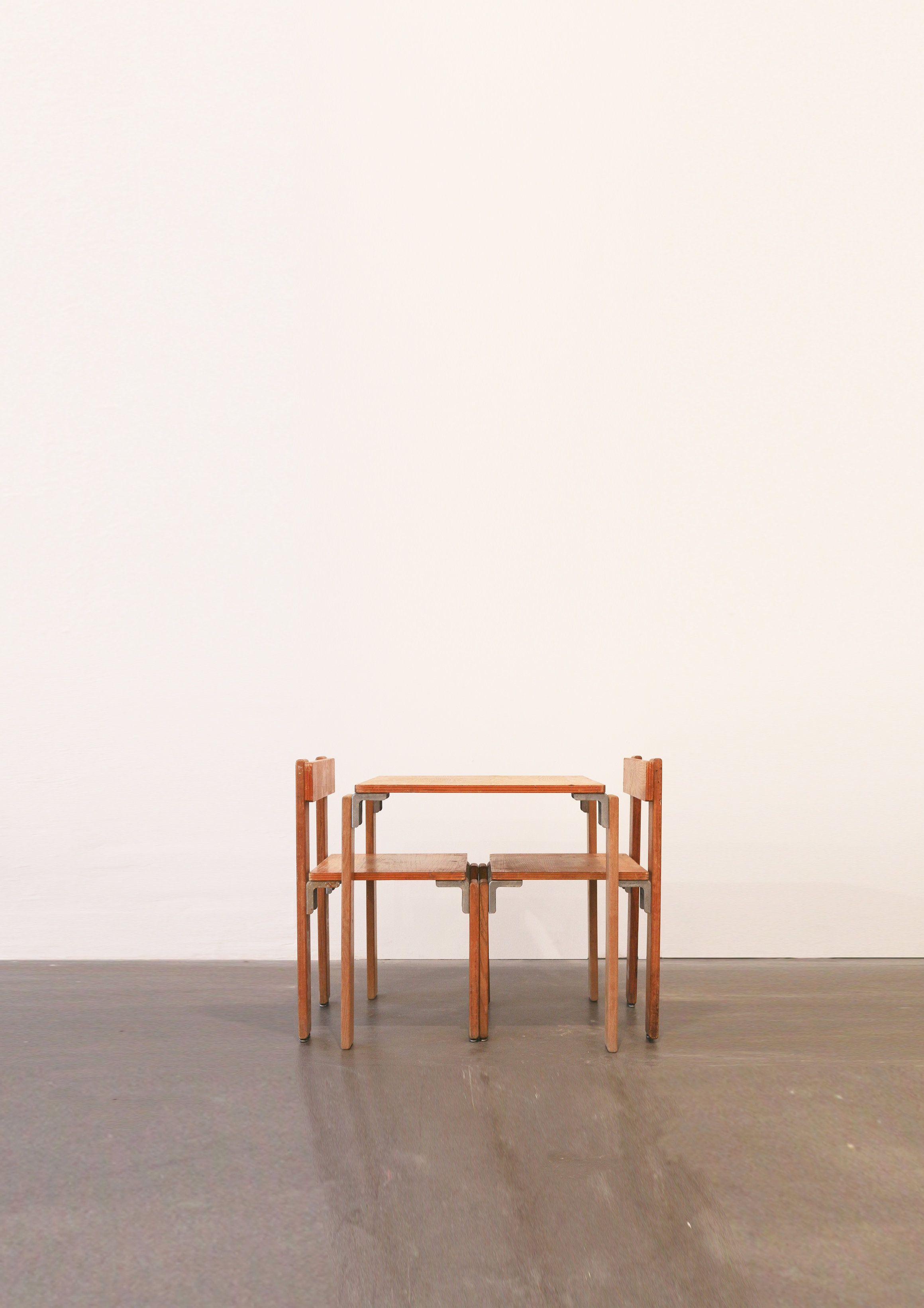 inventory g candilis collectible design furnitures. Black Bedroom Furniture Sets. Home Design Ideas