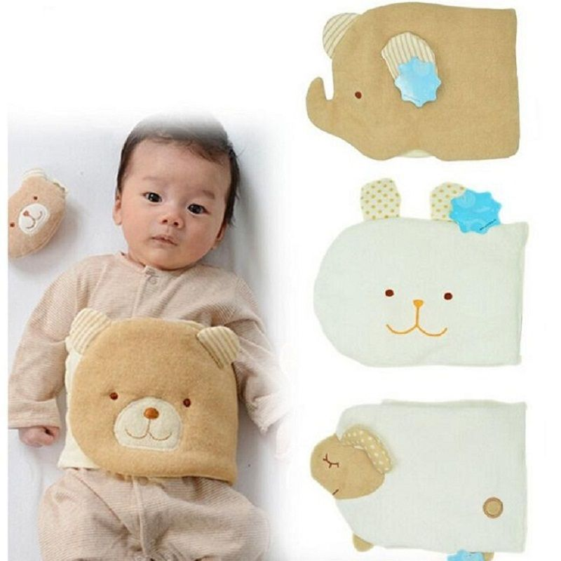 New Baby Infant Newborn Cotton Belly Umbilical Cord Care Warm Protector Bnad Y