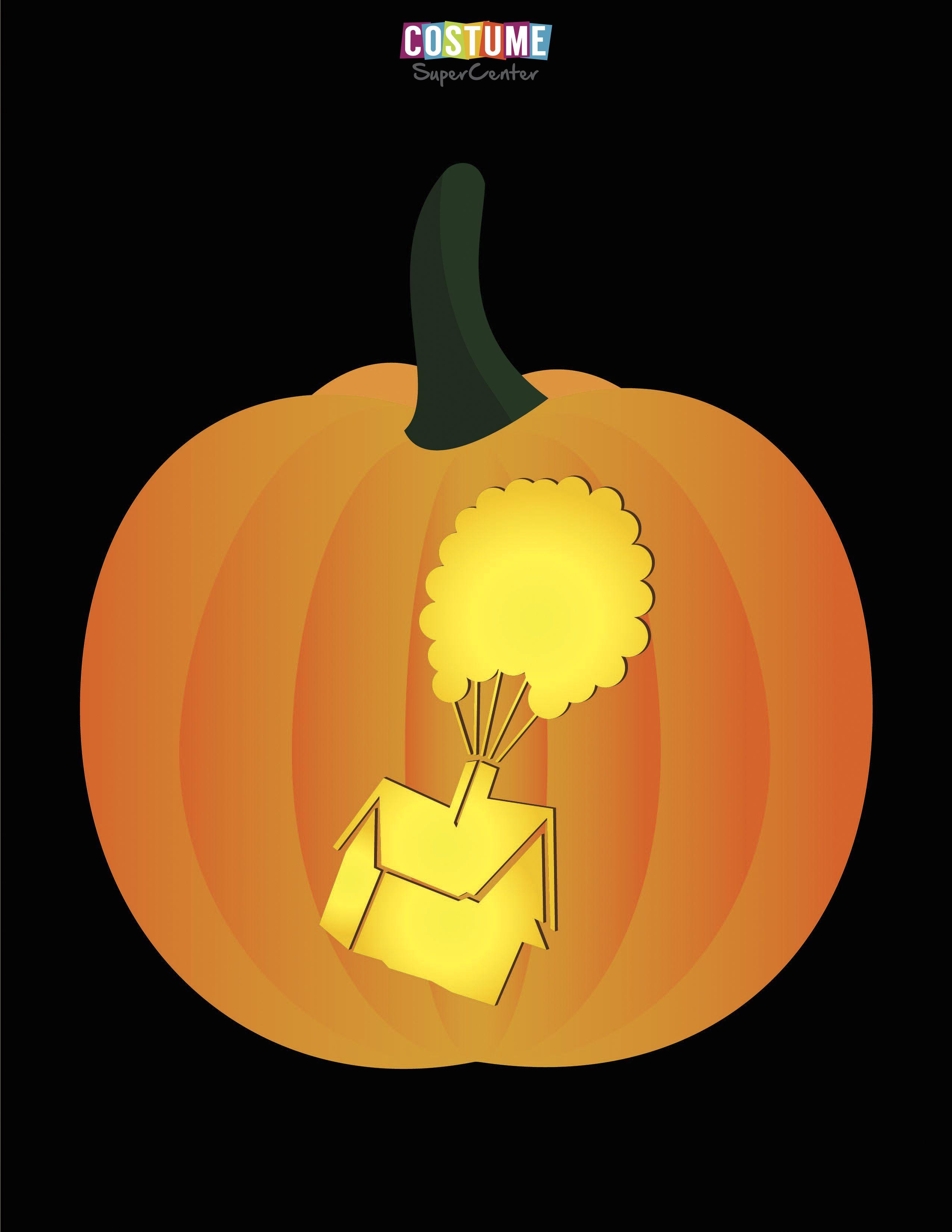 Disney-Pixar Pumpkin Carving Stencils   disney Pixar, Stenciling and ...