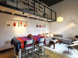 Grandes ideas espacios chicos decoraci n televisi n for Decoracion espacios chicos