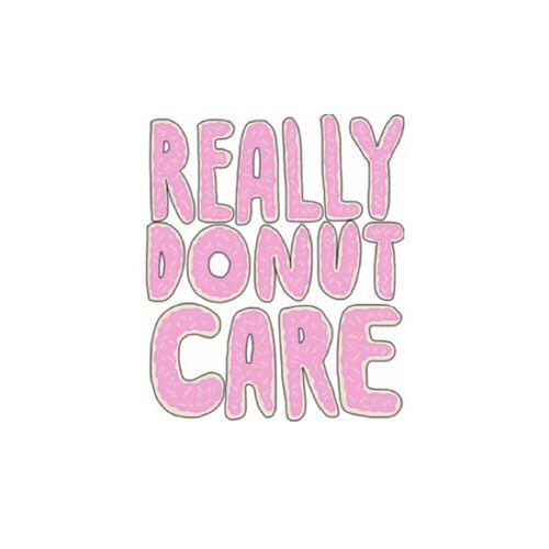 Cute Food Quotes Tumblr: Background, Colors, Colours, Cute, Donut, Food, Funny