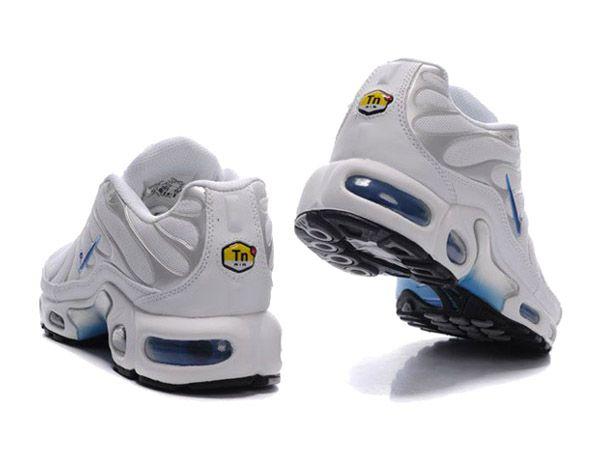 Nike Air Max TN Requin Pas Chere Chaussures  De Homme Bleu Boutique