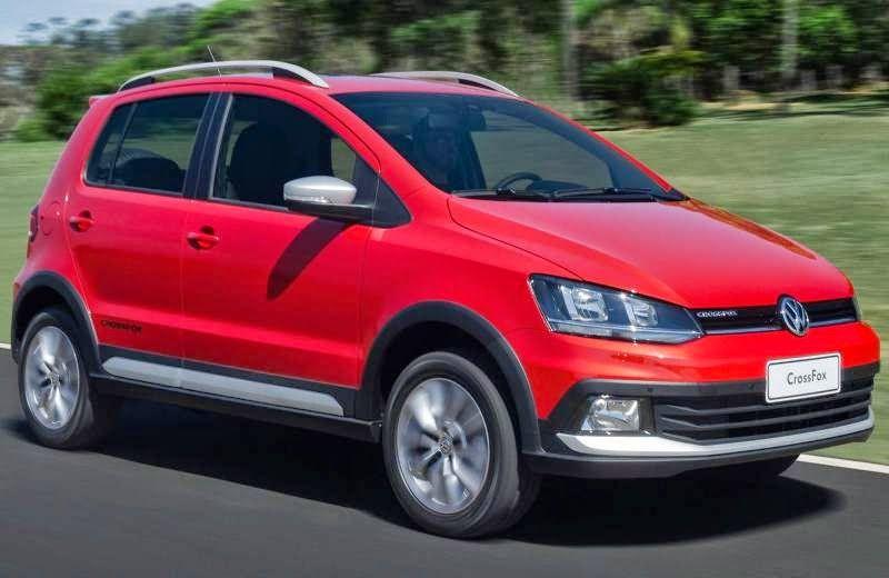 Novo Volkswagen Crossfox 2015 Preco Volkswagen Carros Carro