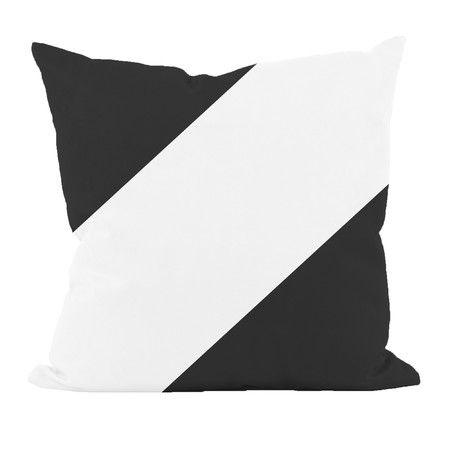 Found It At Wayfair Bold Stripe Decorative Down Throw Pillow Http Delectable Down Decor Pillows