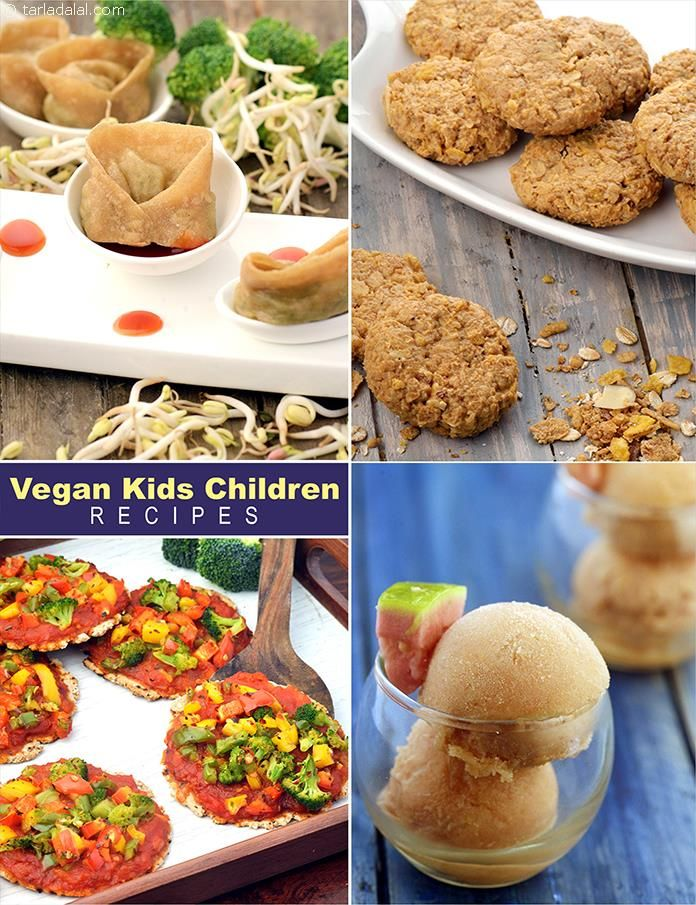 Vegan Recipes Kids