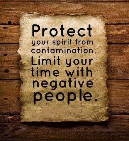 Live positively.