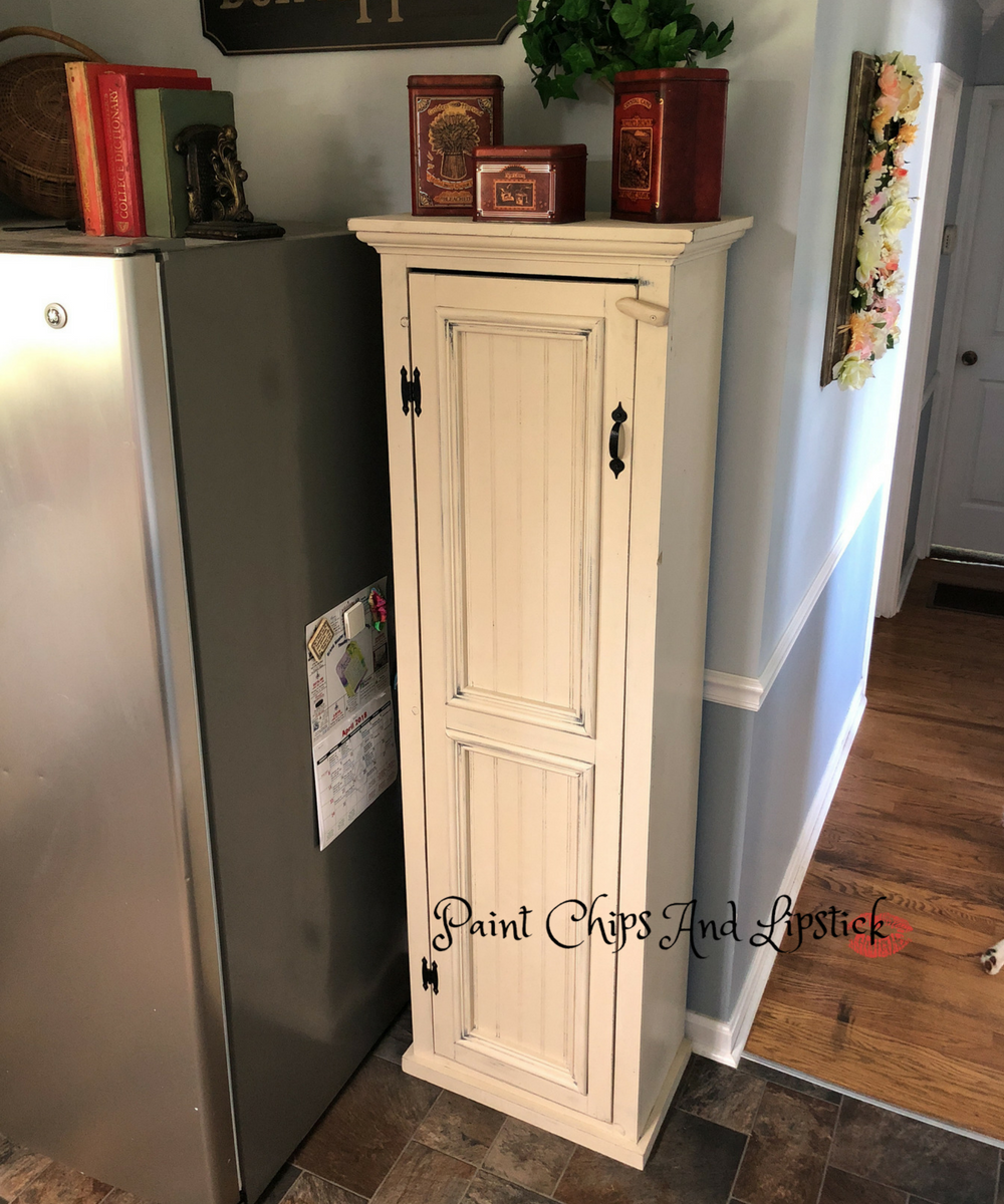 How To Build Your Own Free Standing Kitchen Pantry Pantry Cabinet Free Standing Freestanding Kitchen Free Standing Kitchen Pantry