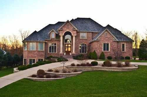 Big Beautiful House My Dream Home Mansions Dream House