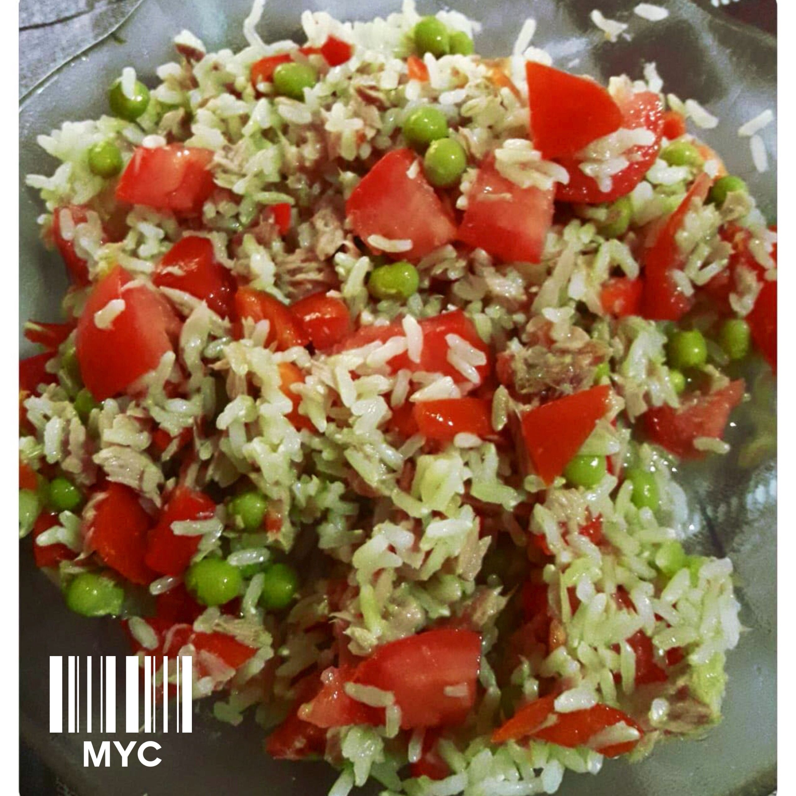 Arroz Con Atún Food Cobb Salad Salad