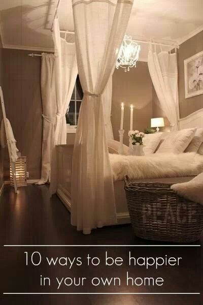 Looks cosy! Everybody needs a happy home!