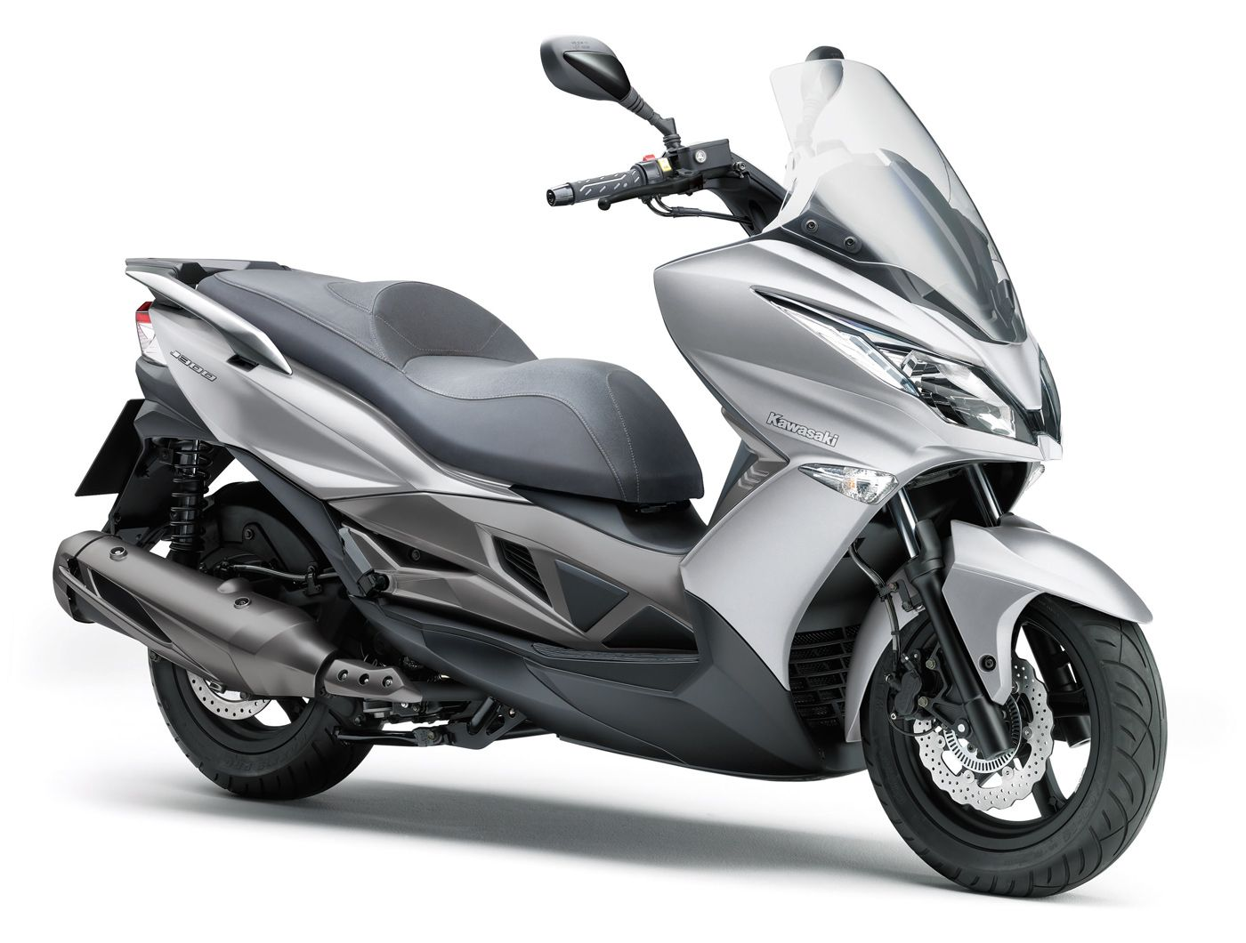 J300 ABS (SC300BEF). Part of the Sports Motorcycle Range