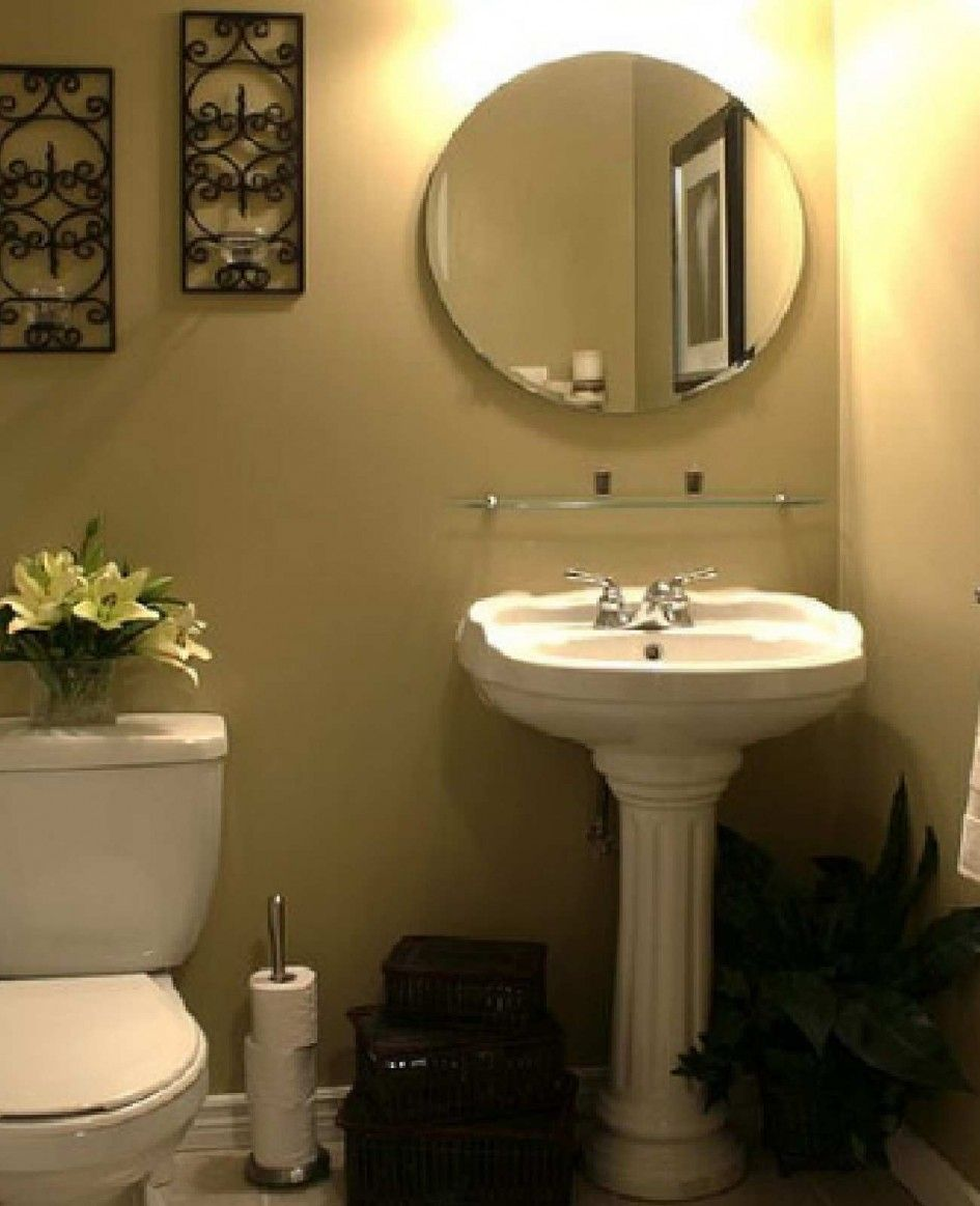 Lovely Put Shelf Above Sink, Then Med. Cabinet Bathroom, Sweet Modern Bathroom  Interior Design With White Toilet Paper Also Cool Vanity Design: Inspiring  Bath ...