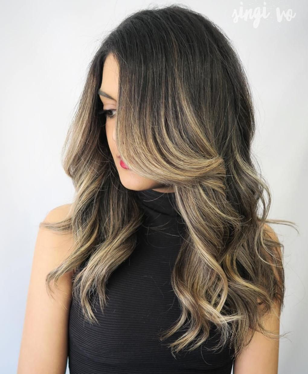 Dark Ash Blonde With Highlights Find Your Perfect Hair Style
