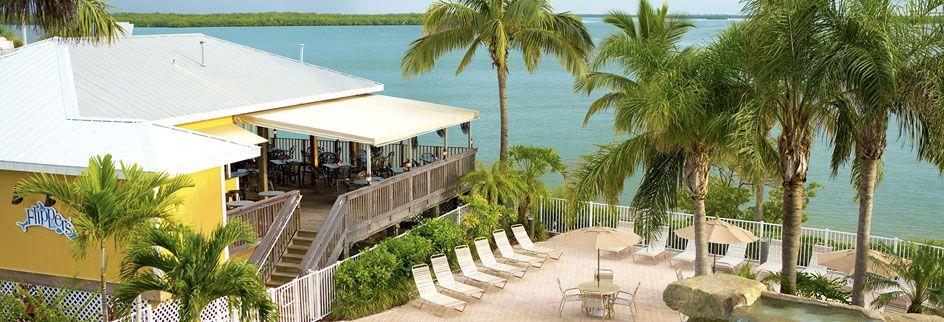 Flippers Restaurant Waterfront Restaurant Facing Estero