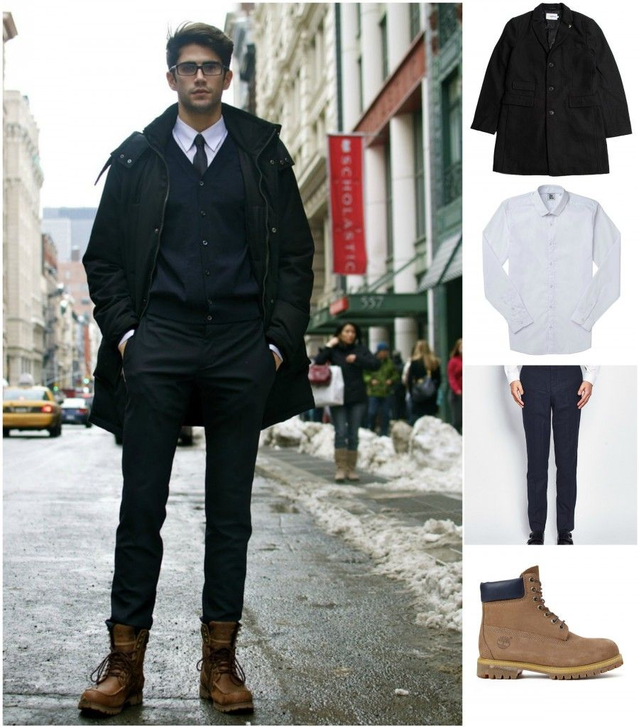 How to Wear Timberland Boots | The Idle Man