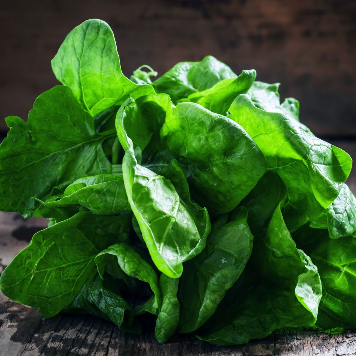 Indulge in a #spinach salad with whole grains and lentils for lunch or dinner. This yummy dish is rich in the amino acid L-arginine—which is critical for the formation of collagen (the structural protein that helps keep skin firm and wrinkle free). #health #skincare #healthyskin