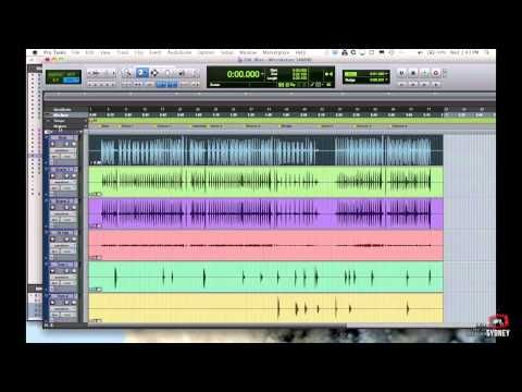 Free tutorial pro tools for beginners session set up | pro tools.