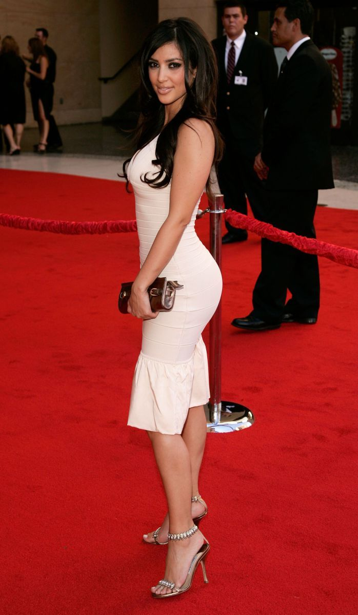 Kim Kardashians Booty Evolution Photos Global Grind