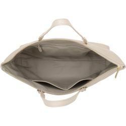 Reduzierte Lederhandtaschen -  Coccinelle Alpha Shoulder Bag Seashell in beige Shopper für Damen CoccinelleCoccinelle  - #getal #lederhandtaschen #lingrie #loving #people #presentideasforwomen #reduzierte #womenbodybuilders