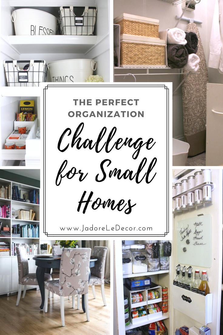 J Adore Le Decor Small Space Decor Ideas You Can Do Yourself