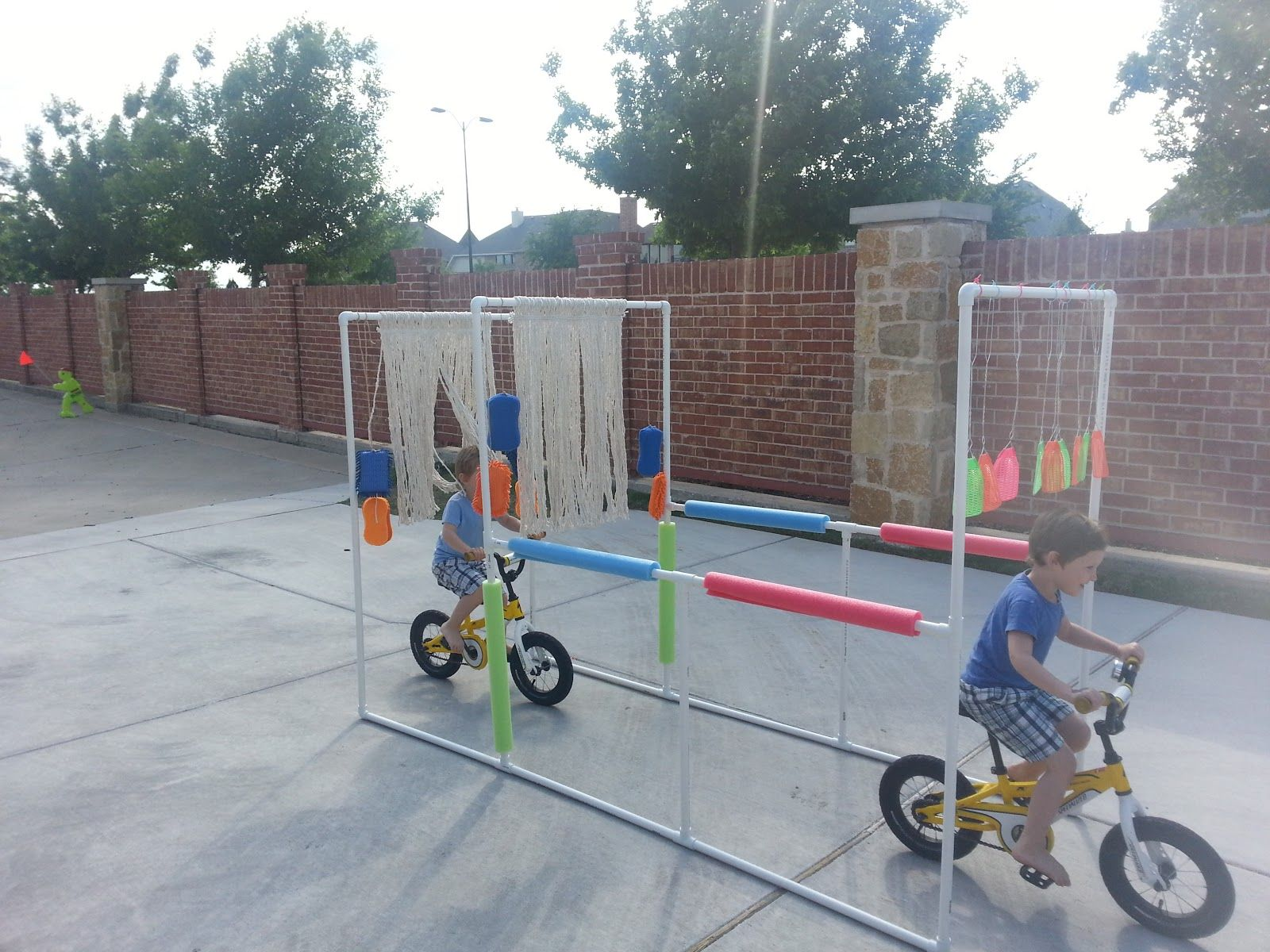 Bike Car Wash Pediatric Therapy Center For All Of Our