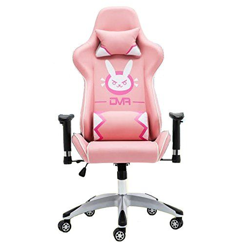 Overwatch Bunny Comfortable Gaming PinkOfficeMost Dva Chair 15uTFJ3Kcl