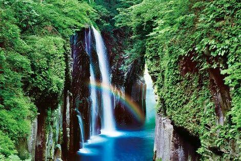 tajachiho kyou(gorge), miyazaki