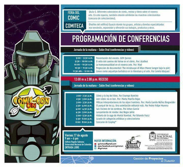 Comic Con - UN 2012