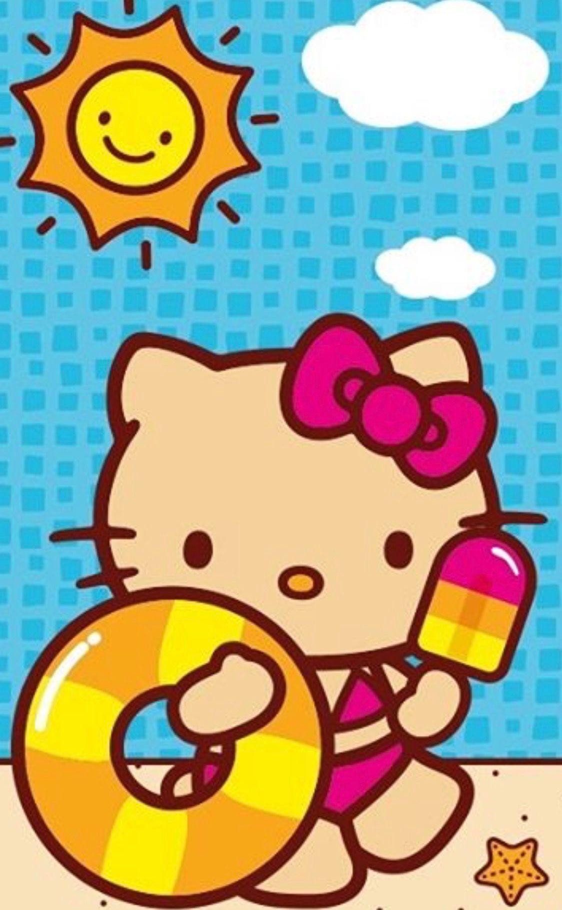 Hello Kitty Hello Kitty Coloring Hello Kitty Printables Hello Kitty Wallpaper