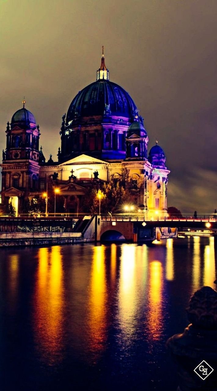 Berlin Gentleman S Essentials Places Around The World Beautiful Places Cathedral