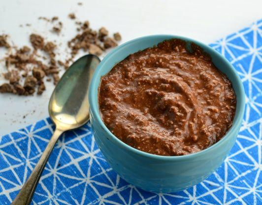 keto diet dessert cottage cheese cocoa powder