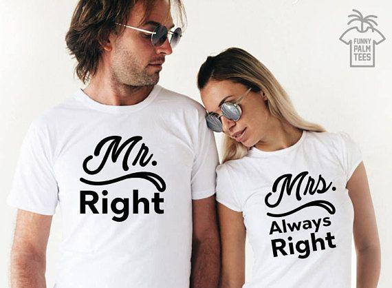 3d0b103741 Mr and Mrs shirts just married shirts honeymoon shirts couple tshirt ...