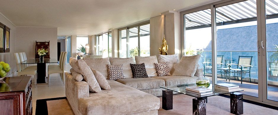 the penthouse luxury 2 bedroom hotel suite in london may fair