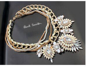New Fashion 2015 Brand Necklaces Retro Bib Short Collar Choker Statement Luxury Necklaces For Women Water Drop Pendants Jewelry
