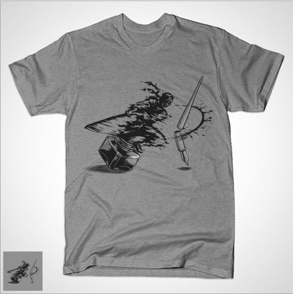 'Ninja+Ink' design
