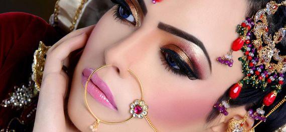 Makeup Studio & Designer Hair Salon Noida- Get best bridal makeup services in Noida Book an appointment now at Waves, best Unisex Salon in Noida  www.wavessalon.co.in #Noida #Makeup #Beauty #Salon #Parlour #hair #waves