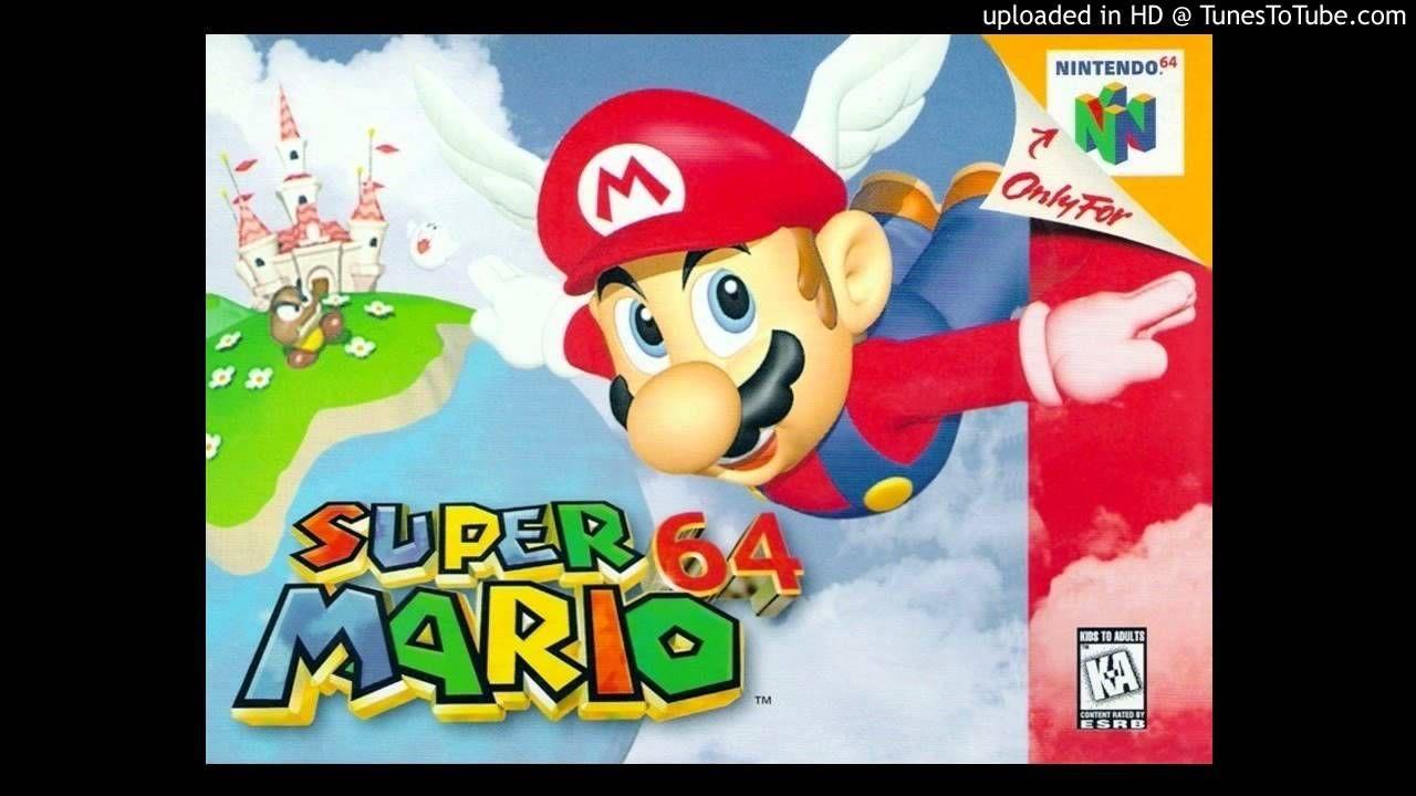 Super Mario 64 - Lethal Lava Land Theme   Super Mario 64