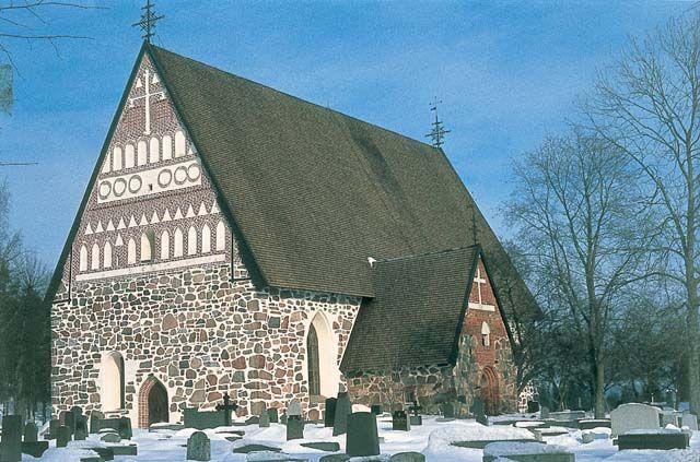 Suomen Keskiaikaiset Kivikirkot