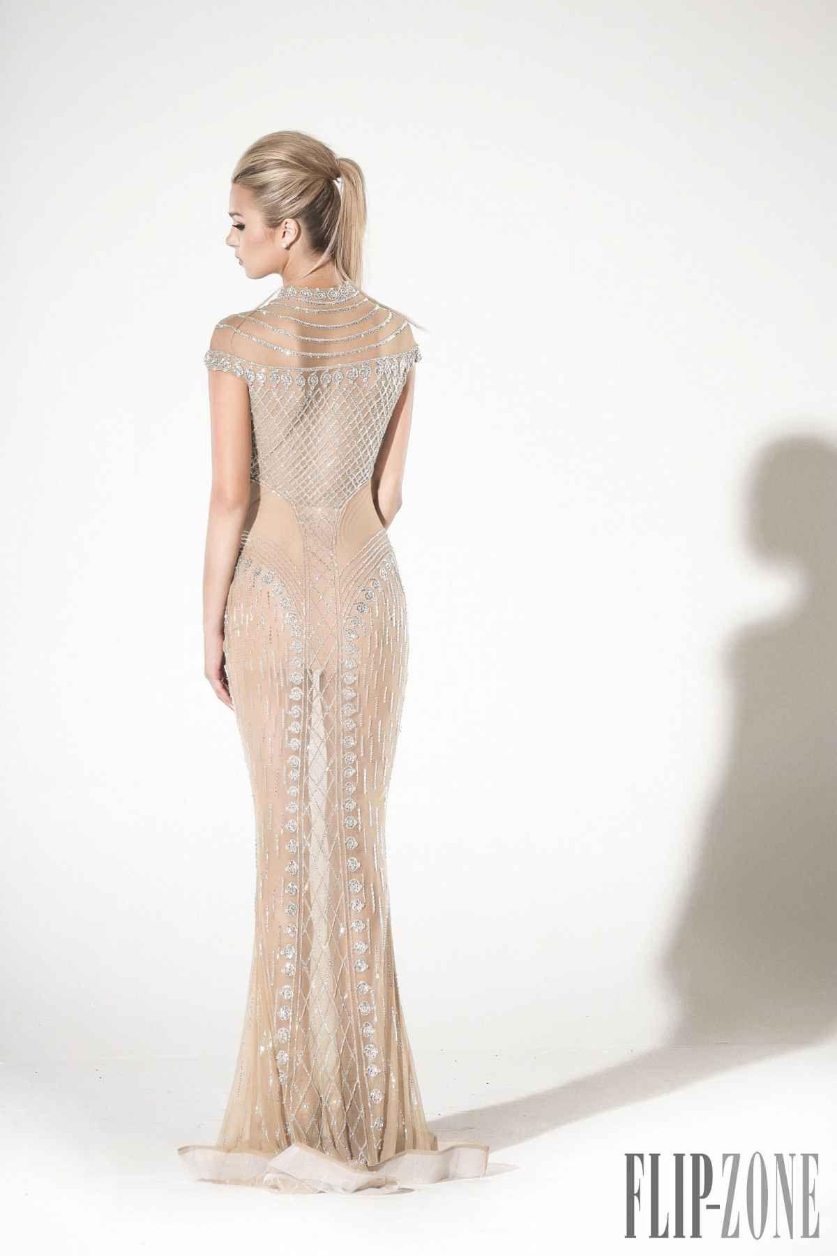 Charbel Zoé Frühjahr/Sommer 17 - Couture  Schöne lange kleider