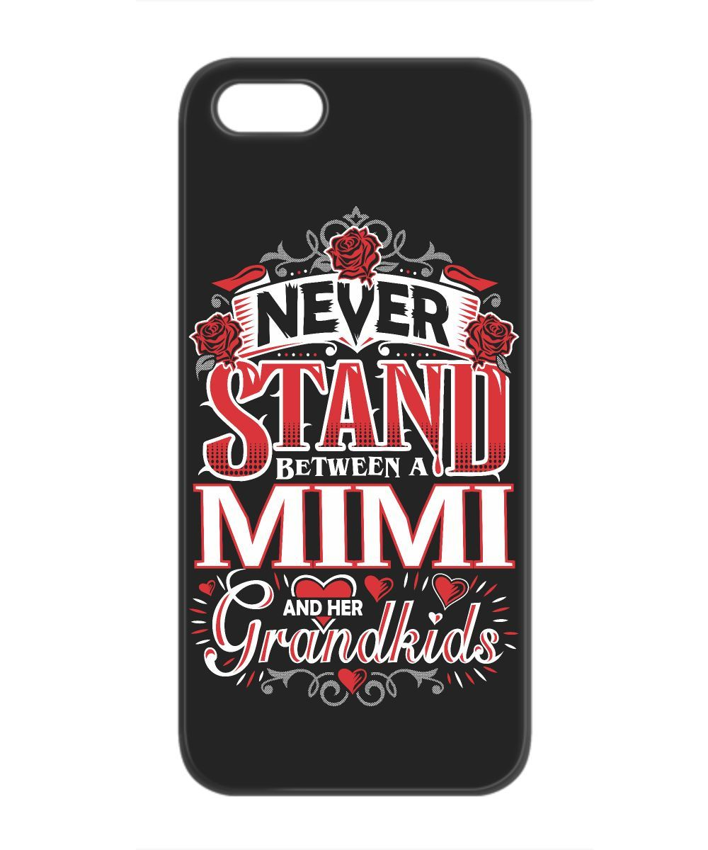 Mimi and Her Grandkids - Phone Case