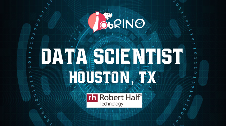 Janhvi Khurana Just Now Search Data Scientist Jobs In Houston Tx With Company Ratings Salaries 397 Open Jobs For Data Scientist Robert Half Job Opening