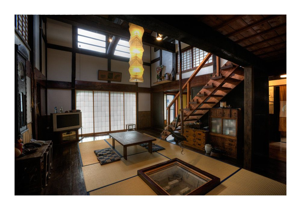 Japanese architecture to help me construct the interior of the tea house japanese house and house - Japanese home decor ...