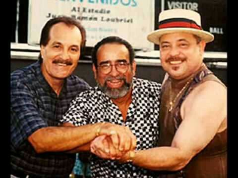 Paquito, Andy and Marvelousky. August 02, 2015.